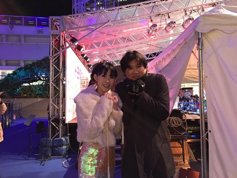 ウタアカリ-Candle Night in NAGOYA 本番終了後