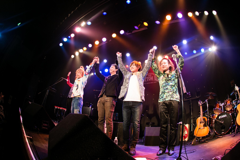 うたまろ コンサート2014 ~ letter to cake ~
