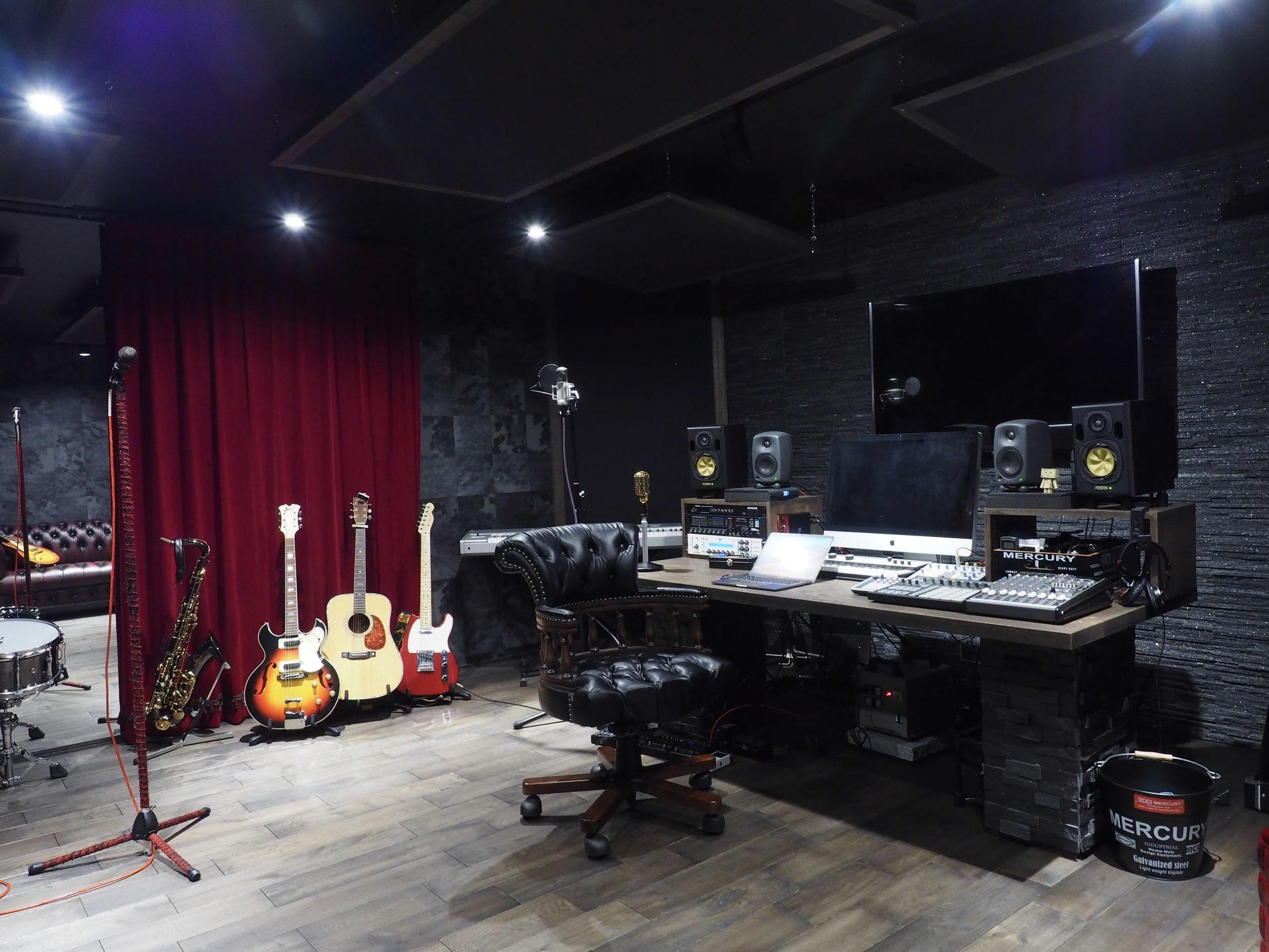岩崎将史 建築音響設計のプライベートスタジオ route 66