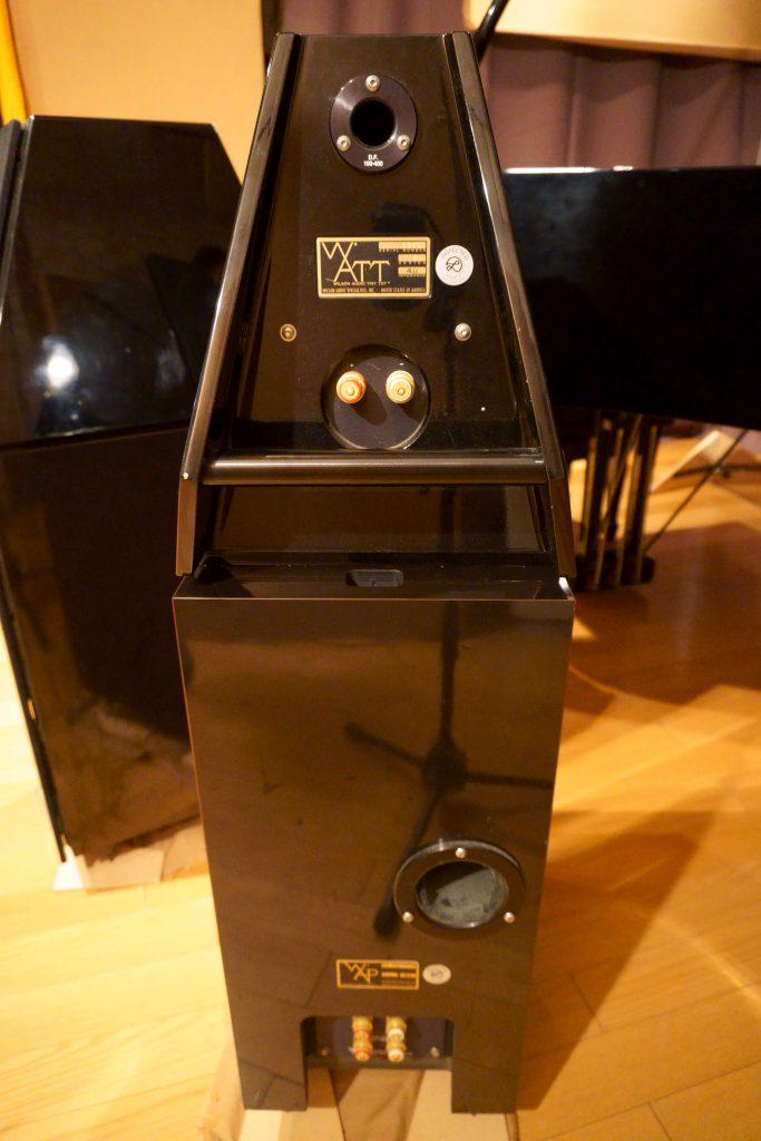 Wilson Audio Tiny Tot (WATT + Puppy System V.1) 背面